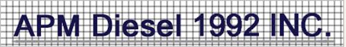 APM Diesel 1992 INC.